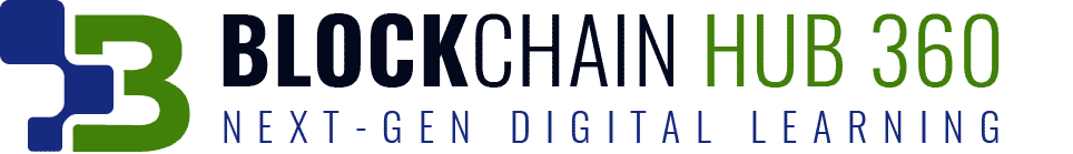 Blockchain Hub 360 - Next Generation Digital Experience Platform and Online Communities in Support of Professional Blockchain Skills and Certification Training